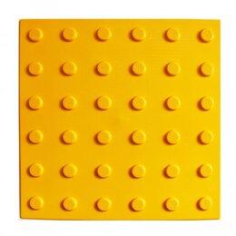 Тротуарная плитка, бордюр - Тактильная плитка , 0
