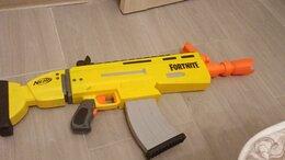 Игрушечное оружие и бластеры - Нёрф, 0