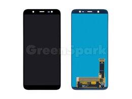 Дисплеи и тачскрины - Дисплей для Samsung J810F/DS Galaxy J8 (2018) +…, 0