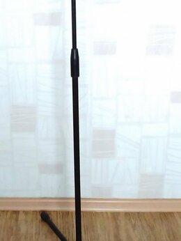 Аксессуары для микрофонов - Микрофонные стойки, 0