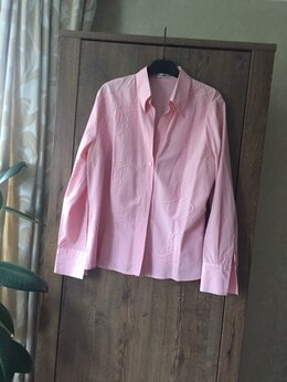 Блузки и кофточки - Блузка розовая, р. 48-50, 0