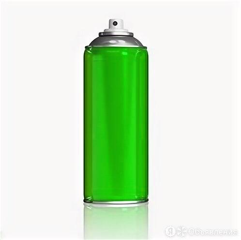 Краска аэрозольная зел.лист (6002) по цене 400₽ - Краски, фото 0