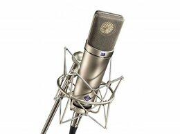 Микрофоны - Студийный микрофон Neumann u 87 ai, 0