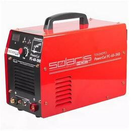 Плазменная резка - Плазморез Solaris PowerCut PC-60, 0