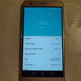 Мобильные телефоны - Телефон Huawei Honor 5x, 0