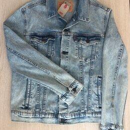 Куртки - Куртка джинсовая Levis M, Mexico , 0