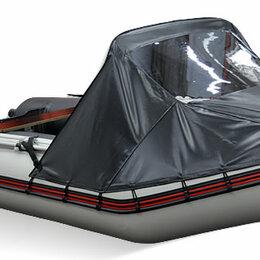 Аксессуары и комплектующие - Носовой тент для лодки Хантер 345 ЛКА и Хантер 340 NEW, 0