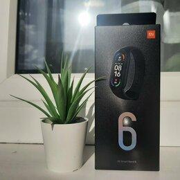 Умные часы и браслеты - Xiaomi mi band 6 браслет смарт-часы, 0