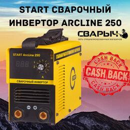 Сварочные аппараты - Сварочный инвертор start ArcLine 250, 0
