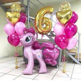 """Воздушные шары - Воздушный шар """"Розовый пони"""", 0"""