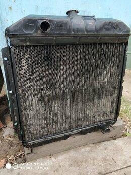 Отопление и кондиционирование  - Радиатор на ГАЗ 52, 0