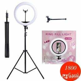Осветительное оборудование - Светодиодная кольцевая лампа LC-330, 0