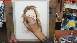 Сертификаты, курсы, мастер-классы - Курсы рисования для взрослых   Вероника Калачева…, 0