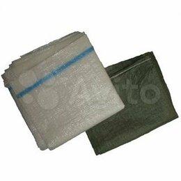 Мешки для мусора - Мешки плетеные под мусор белые/зеленые, 0