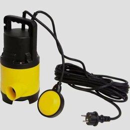 Фильтры, насосы и хлоргенераторы - Водяные насосы для откачки воды погружные, 0