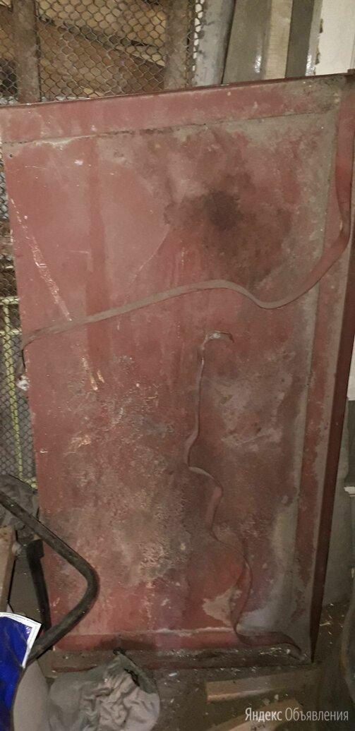 Металлический лист 2мм с углами 3мм по цене 2200₽ - Металлопрокат, фото 0