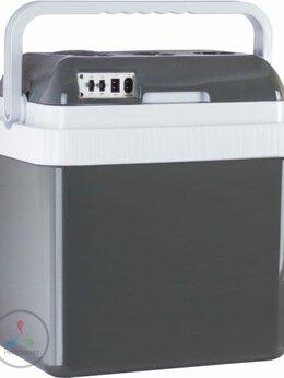 Сумки-холодильники - Автохолодильник AQUA WORK YT-A-24X серый, 0