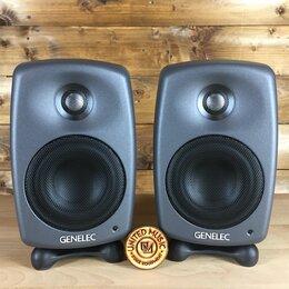 Оборудование для звукозаписывающих студий - GENELEC 8020 DPM студийный монитор, 0