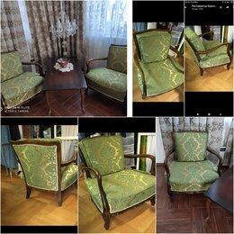 Кресла - Винтажные кресла 70-х Румыния орех , 0