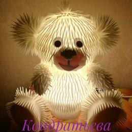 Ночники и декоративные светильники - Мишка светильник, 0