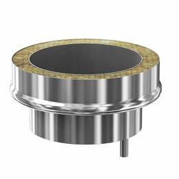 Комплектующие для радиаторов и теплых полов - Заглушка с конденсатосборником d.150/200 Профи…, 0
