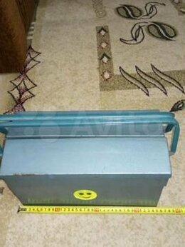 Ящики для инструментов - Ящик для инструментов, 0