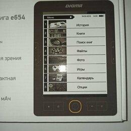 Электронные книги - Электронная книга Digma E654 black, 0