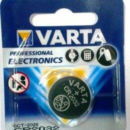 Батарейки - Батарейка VARTA ELECTRONICS CR2032, 0