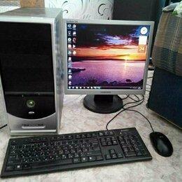 Настольные компьютеры - 😱Intel core 2 компьютер в комплектации, 0