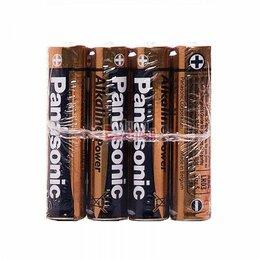 Батарейки - Батарейка Тип «ААА» Panasonic General Purpose R03 4шт/пленка, 0