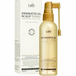 Маски - Тоник для кожи головы против выпадения волос LADOR Dermatical Scalp Tonic, 0