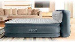 Надувная мебель - Двуспальная надувная кровать , 0