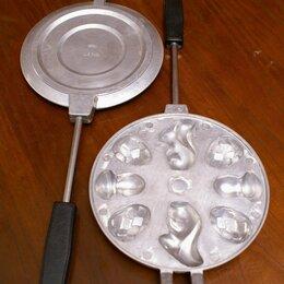 Посуда для выпечки и запекания - Форма для печенья, белочки, грибочки, орешки, 0