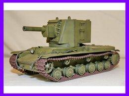 Сборные модели - 1/35 продажа модель танка КВ-2 Климент Ворошилов…, 0