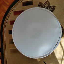 Люстры и потолочные светильники - Светодиодный светильник LED 48 см 72w с ДУ, 0