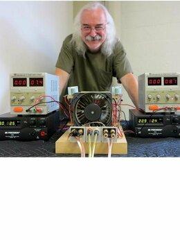 Усилители и ресиверы - Кит - Мощный однотактный усилитель на лампе 4П1Л, 0