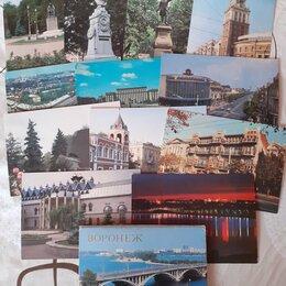 Открытки - Набор открыток из серии ГОРОДА СССР, 0