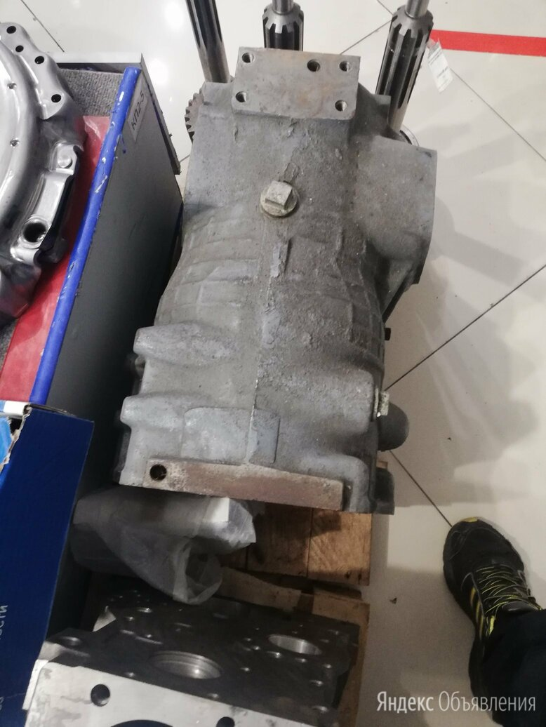 картер КПП КАМАЗ 154.1701010 по цене 39000₽ - Трансмиссия , фото 0