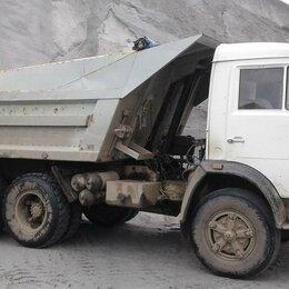 Строительные смеси и сыпучие материалы - Щебень, отсев, песок с доставкой, 0