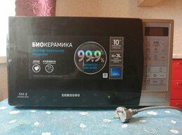 Микроволновые печи - Микроволновая печь Samsung ME83KRS, 0