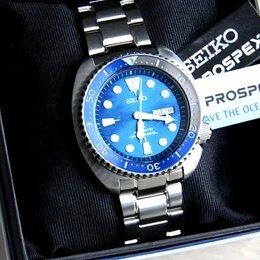 Наручные часы - Часы Seiko SRPD21K1 Prospex Turtle, Save The Ocean, 0