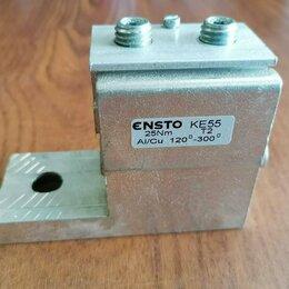 Товары для электромонтажа - Универсальная  клемма  Al/Cu 120-300 мм², 420A (KE55), 0