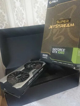 Видеокарты - Super Jetstream GTX 1060 6 gb, 0