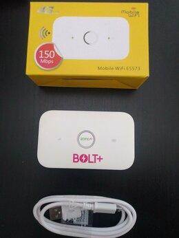 3G,4G, LTE и ADSL модемы - Портативный роутер Huawei E5573, 0