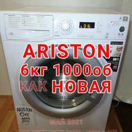 Стиральные машины - Ariston Hotpoint 6кг неБ/У, 0