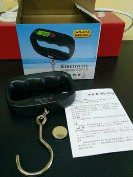 Безмены - Электронные весы с крючком WH-A14, 0