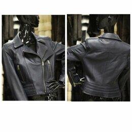 Куртки - Новая куртка из натуральной кожи, 0