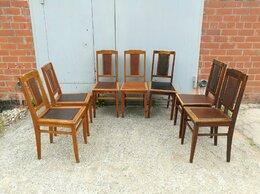 Стулья, табуретки - Старинные стулья 7 шт, 0