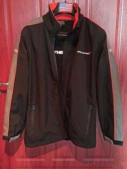 Куртки - Куртка McLaren F1 Official Оригинал Formula 1, 0
