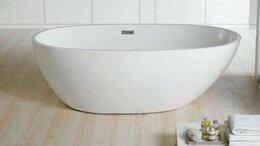 Ванны - Ванна акриловая Azario Leeds 169x85x57…, 0